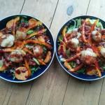 recipe-florette-scallop-and-bacon-salad-2
