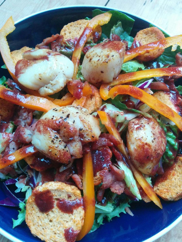recipe-florette-scallop-and-bacon-salad-3