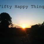 fifty-happy-things
