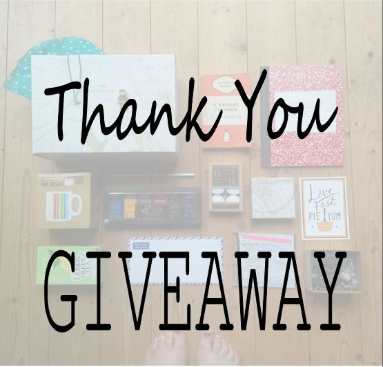THANK-YOU-GIVEAWAY
