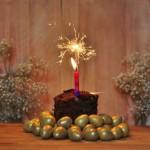 1 Year of Blogging Celebration Cake Giveaway
