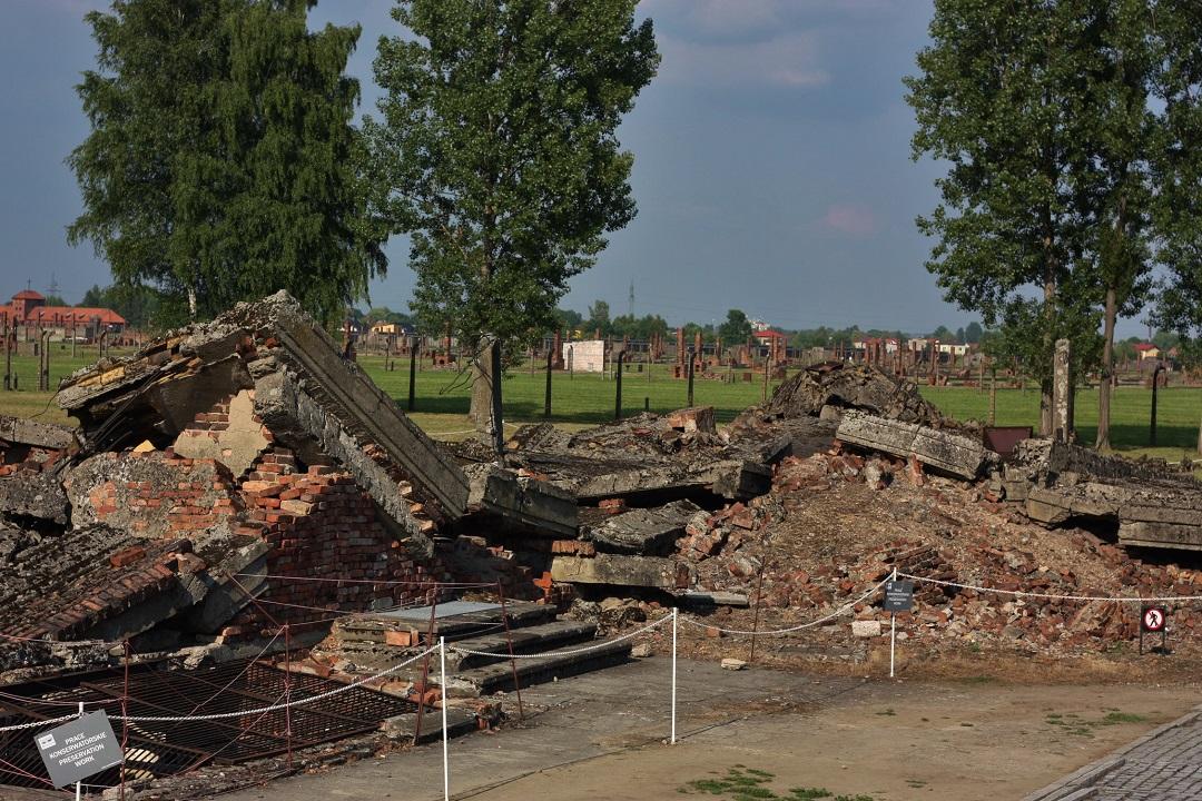 Auschwitz Birkenau 28