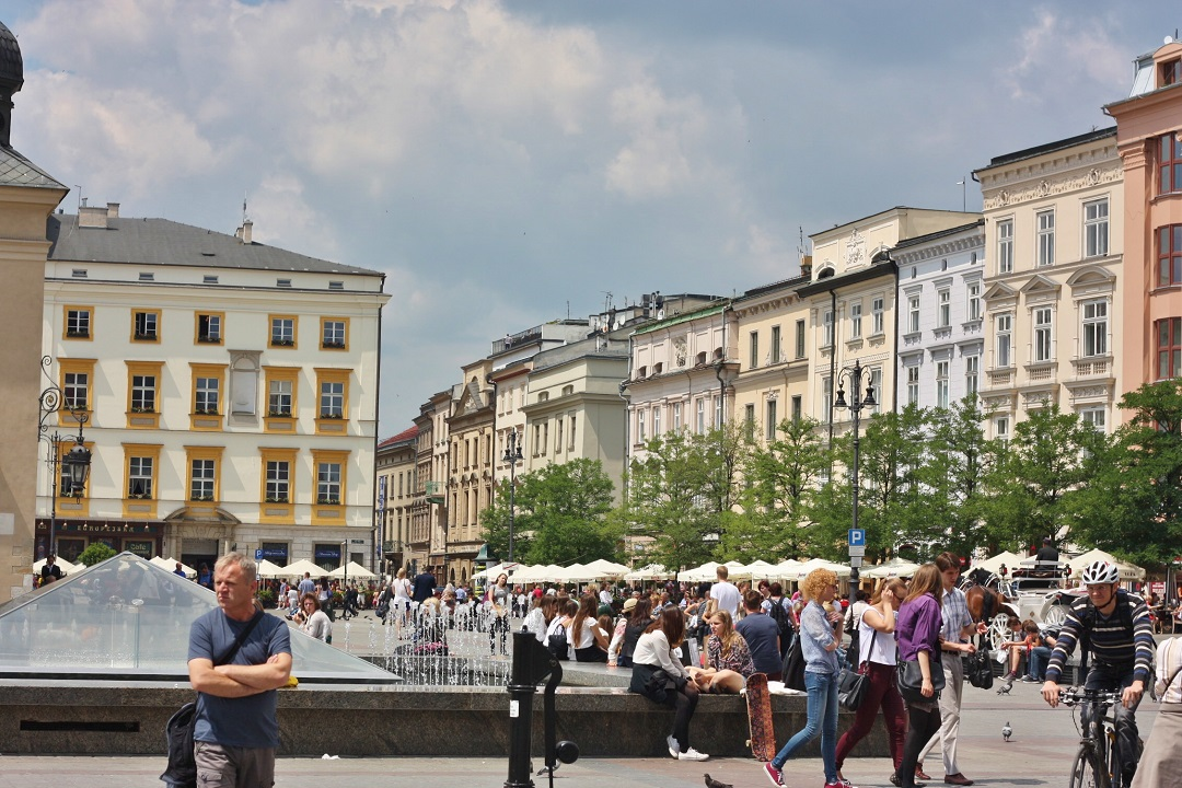 Reasons you have to visit Krakow, Poland. City Centre 2
