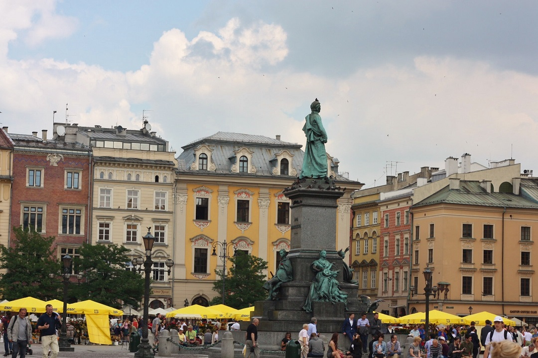 Reasons you have to visit Krakow, Poland. People