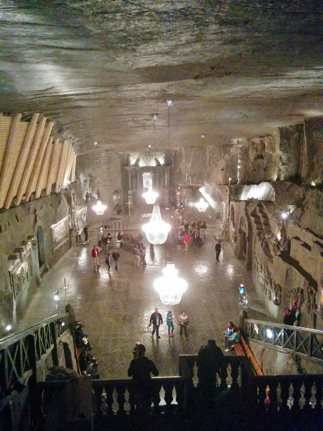 Reasons you have to visit Krakow, Poland. Salt Mine 1
