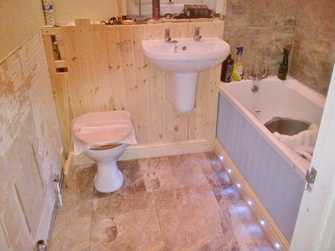 DIY The Bathroom 11