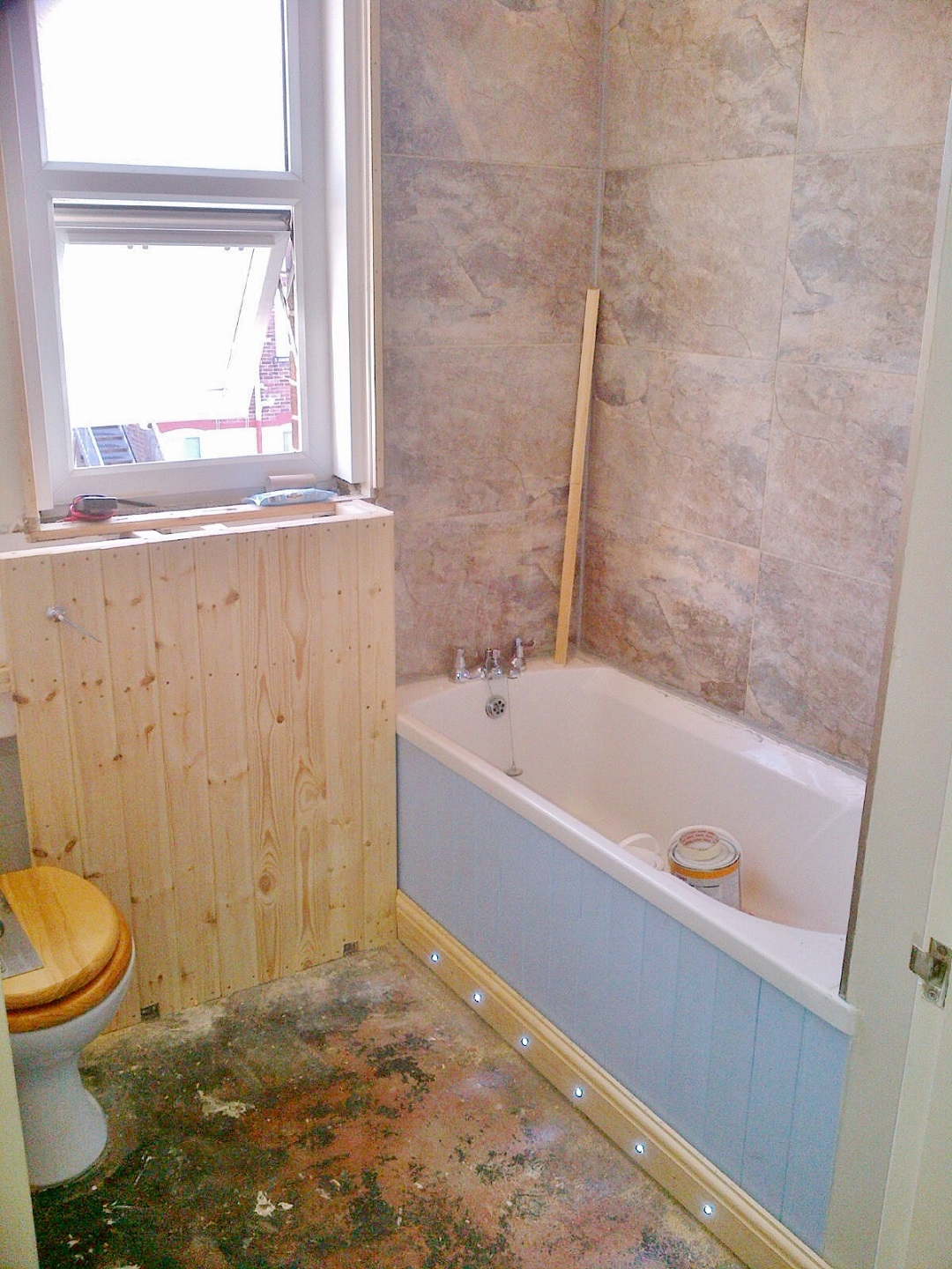 DIY The Bathroom 9