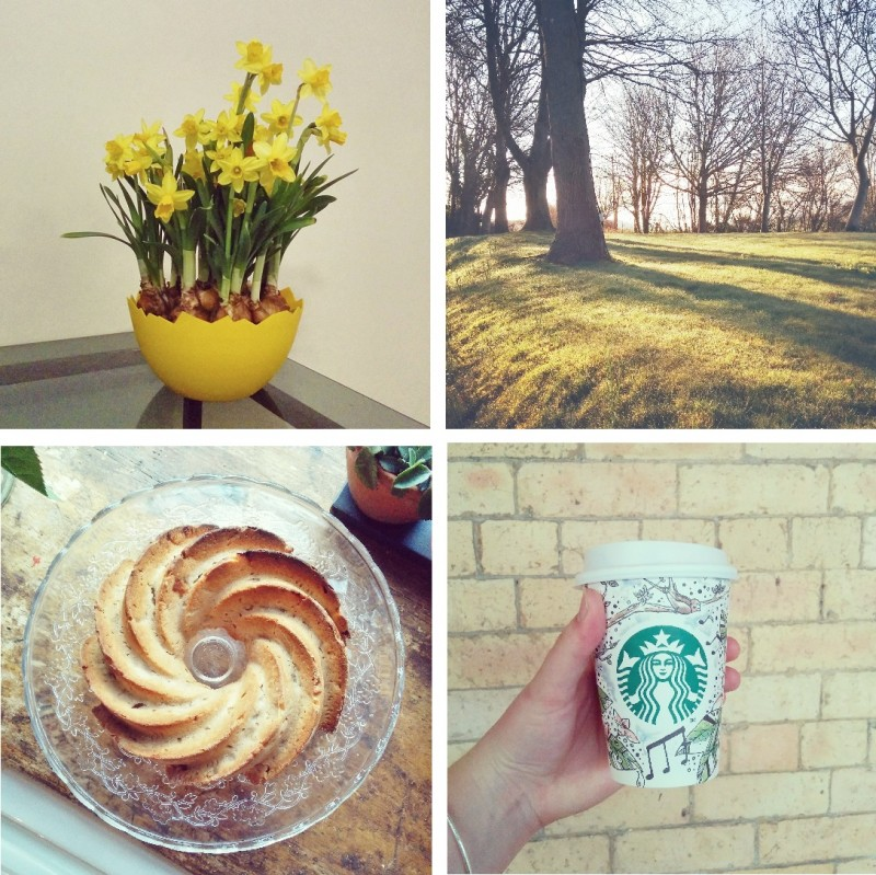 Lovely Things April 1