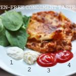 Coeliac Awareness Week - Gluten-Free Condiment Taste Test