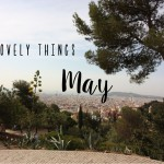 Lovely things May