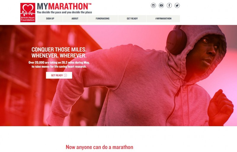 My Marathon 7 miles in