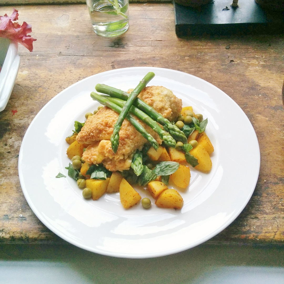 Parmesan Spring Chicken Recipe Aldi 2