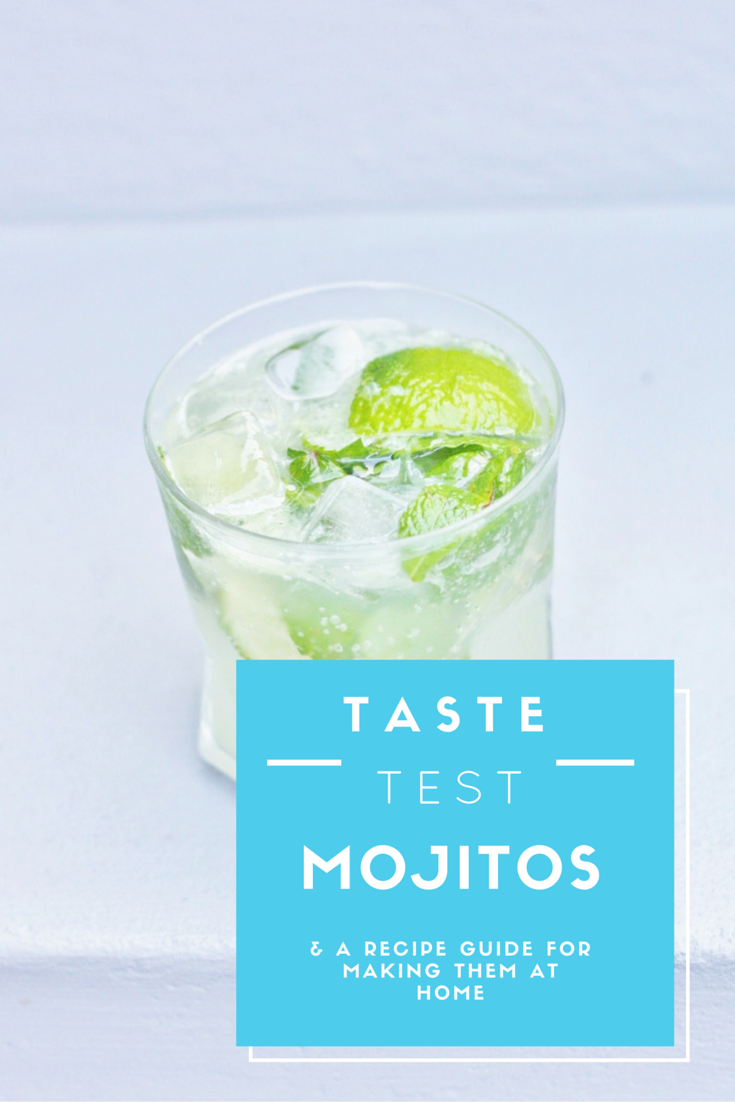 How to make the perfect cocktail Mojito Pinterest