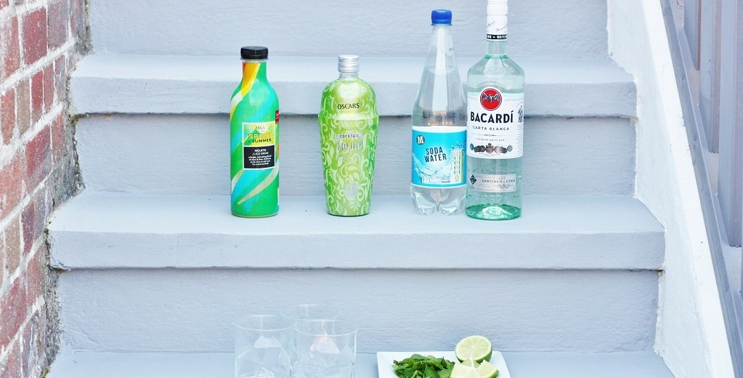 How to make the perfect cocktail  The Mojito 1