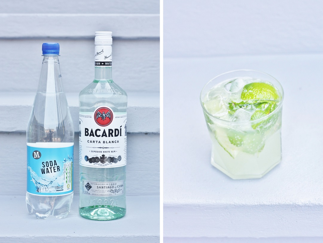 How to make the perfect cocktail The Mojito 5