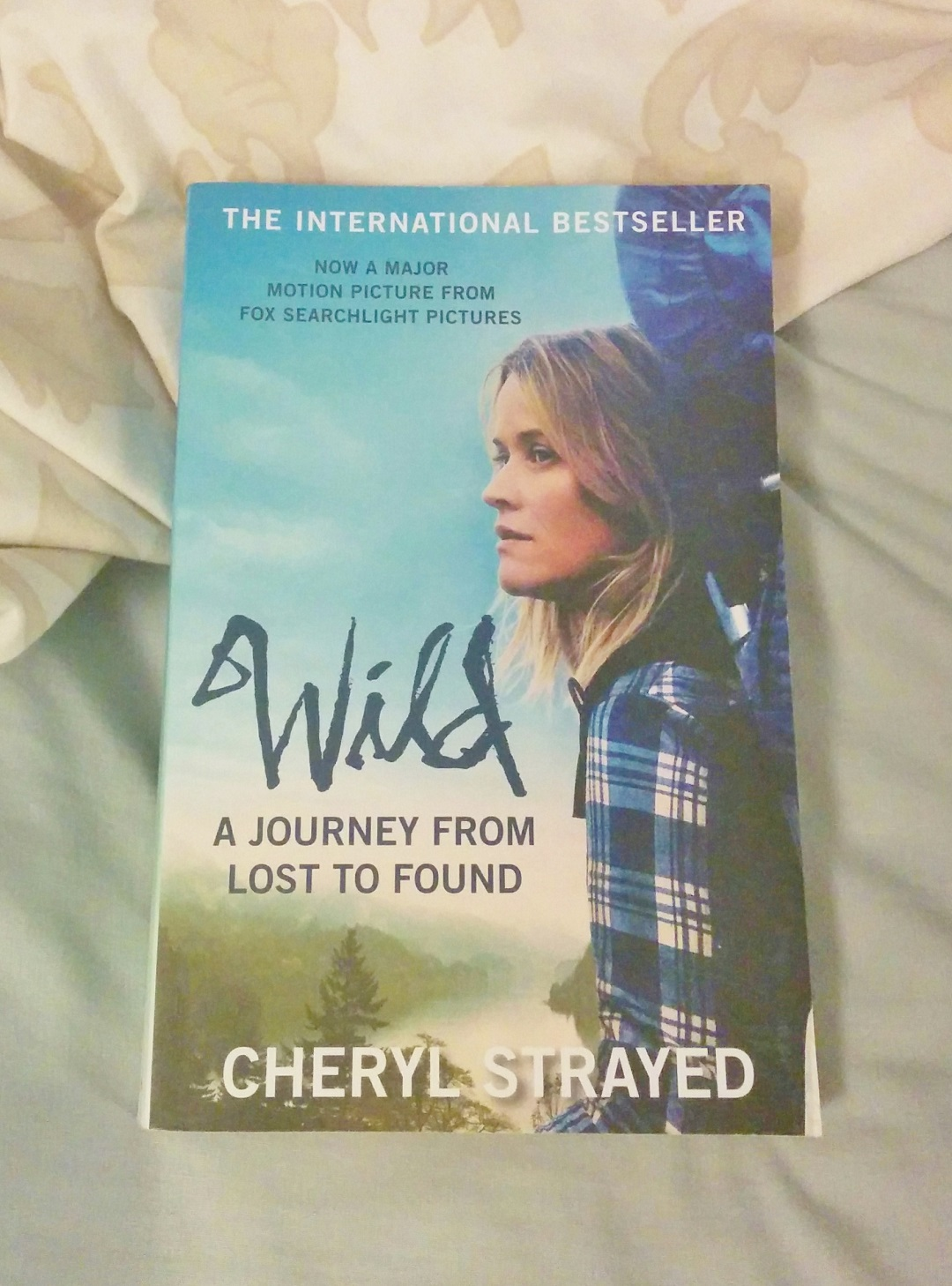 Book review: wild by cheryl strayed