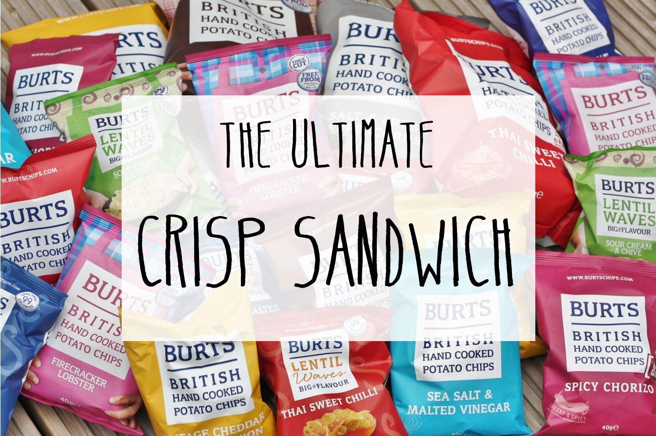 The Ultimate Crisp Sandwich