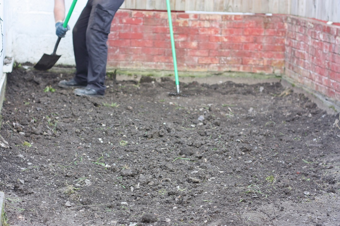 DIY The Garden 2