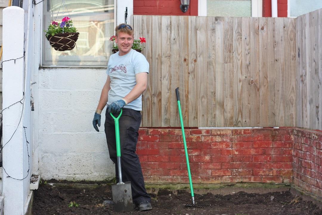 DIY The Garden 3