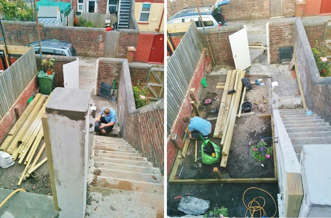 DIY The Garden 8