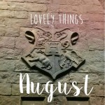 Lovely Things August Cover