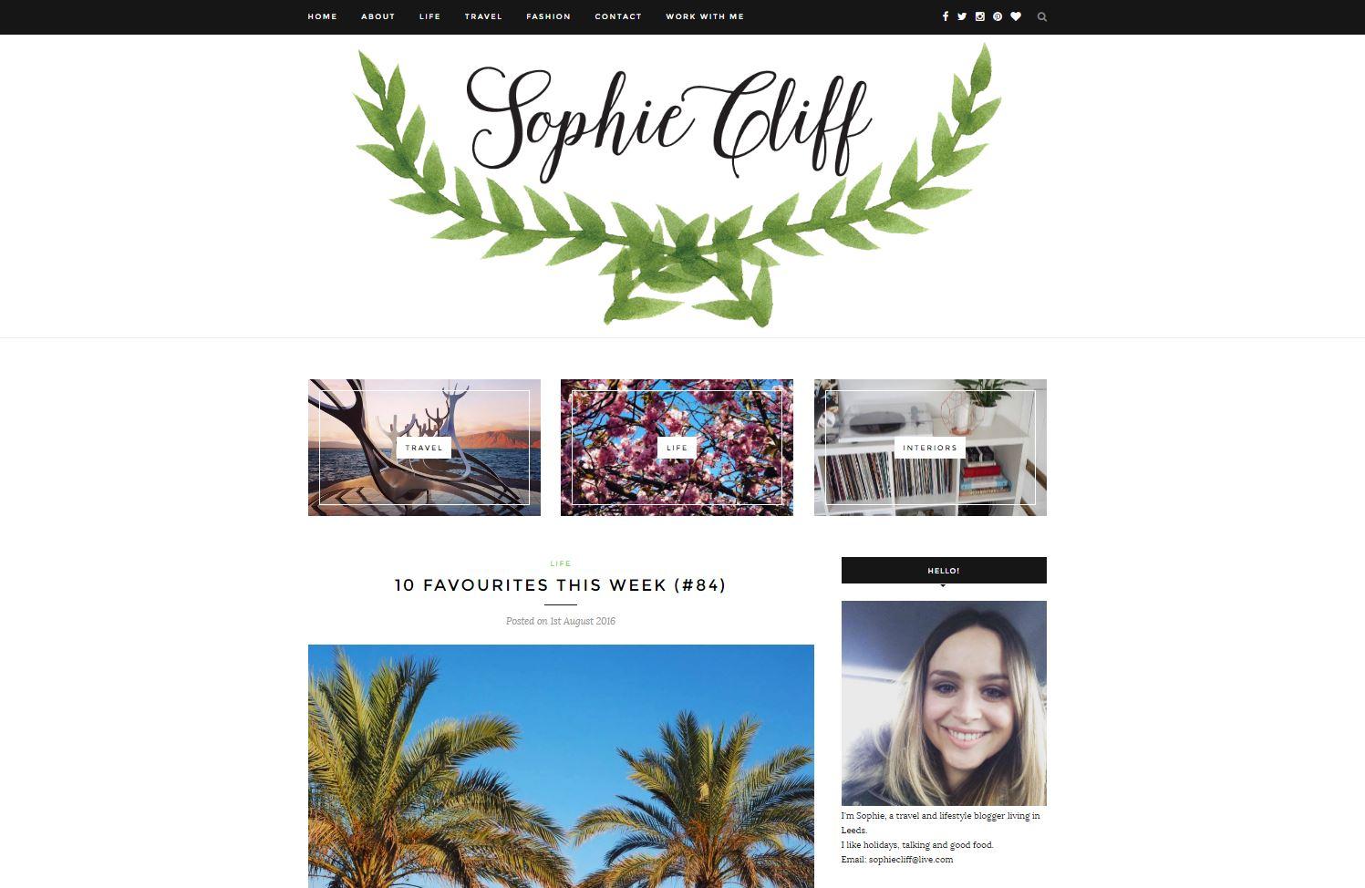 Sophie Cliff