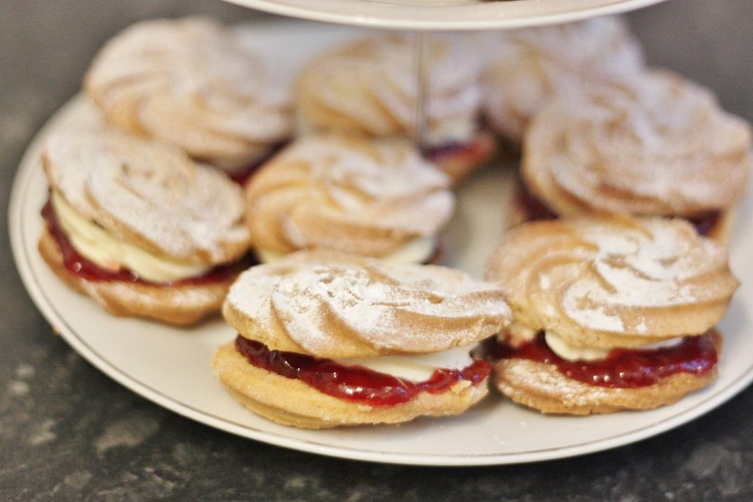 Bake off bake along week 2 biscuits vienesse whirls 10