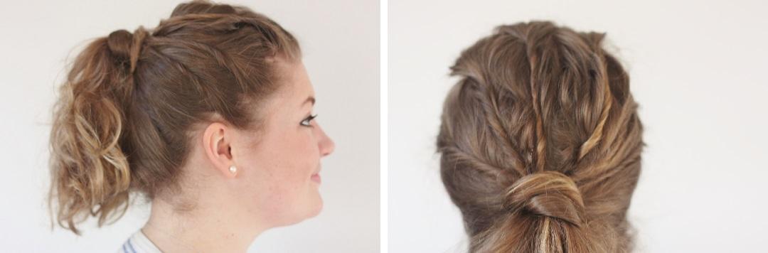 3 Easy Hair Hacks in Under 10 Minutes! 7
