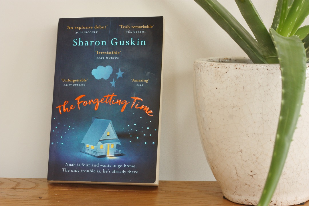Book Review the Forgetting Time By Sharon Guskin 1
