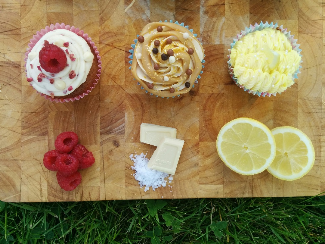 3 Fancy Cupcake Recipes (that are far easier than they look)
