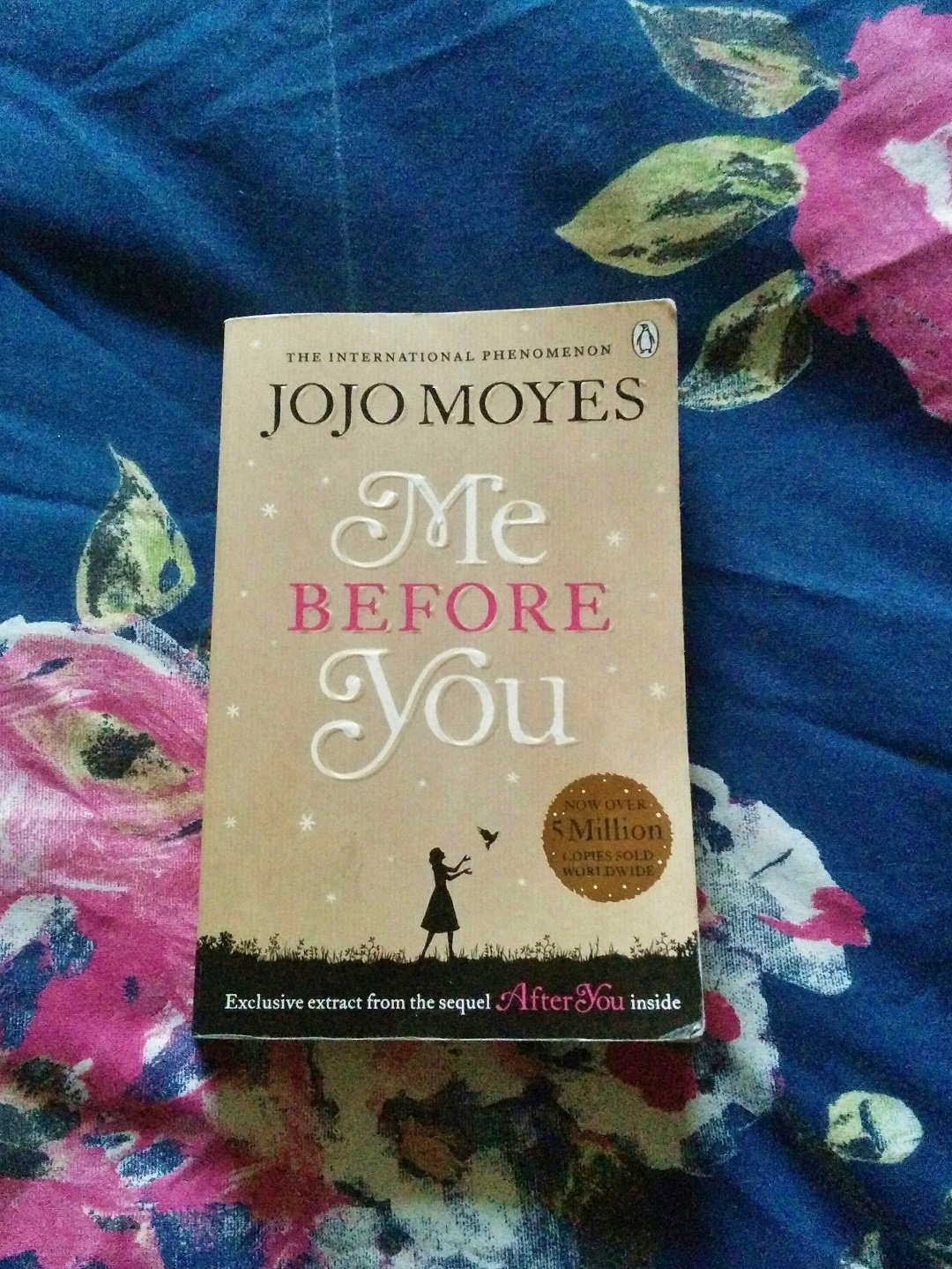Book Review Me Before You