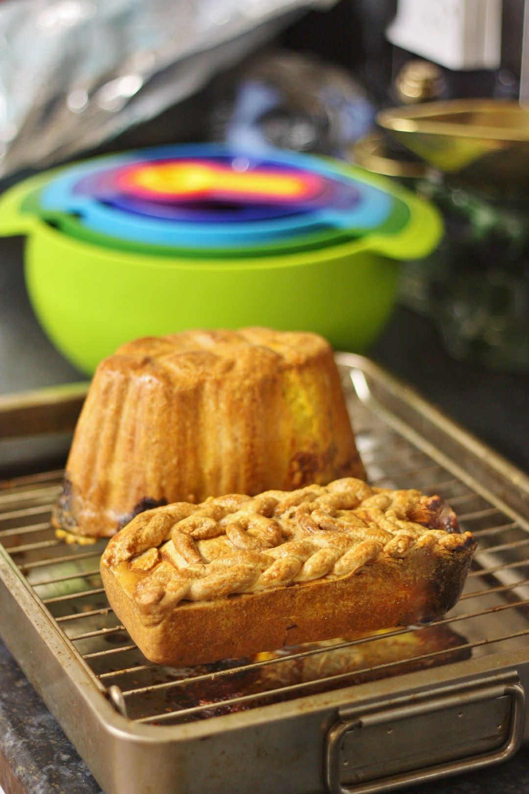 Recipe - Homemade Pork Pie
