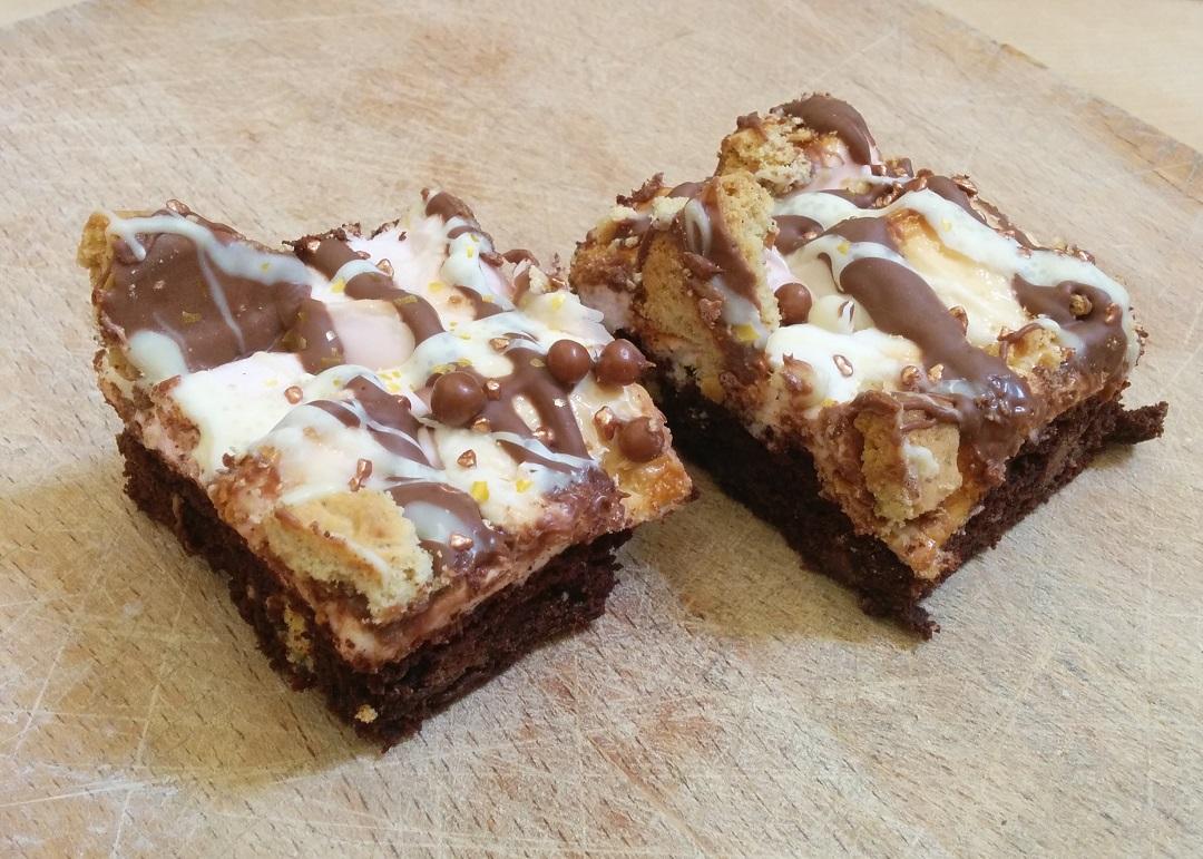 Recipe Smores Brownies 4