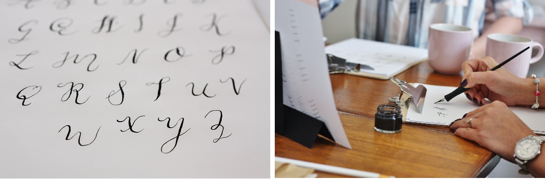 The Art of Modern Calligraphy 8