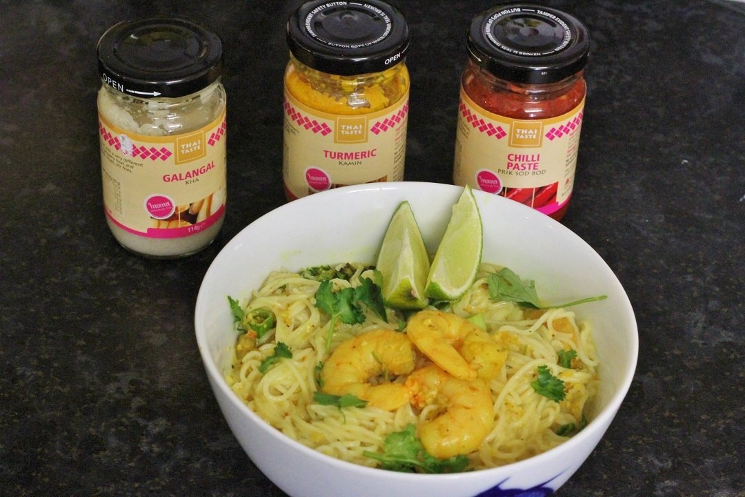 Recipe Thai Prawn Vermicelli Noodles 4