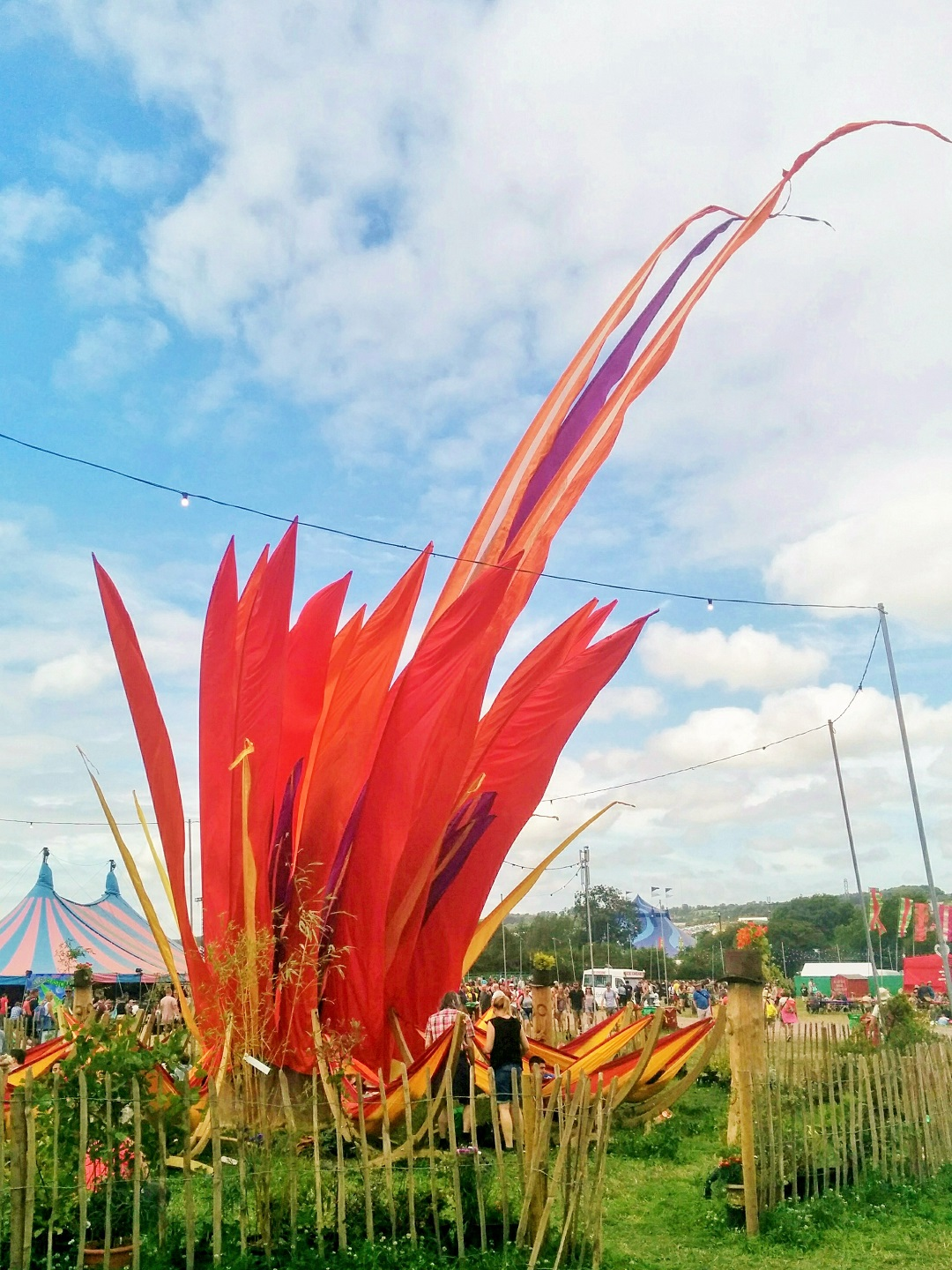 The inexplicable magic of Glastonbury Festival 18