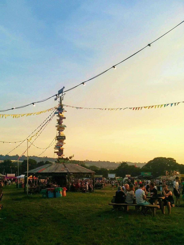 The inexplicable magic of Glastonbury Festival 21