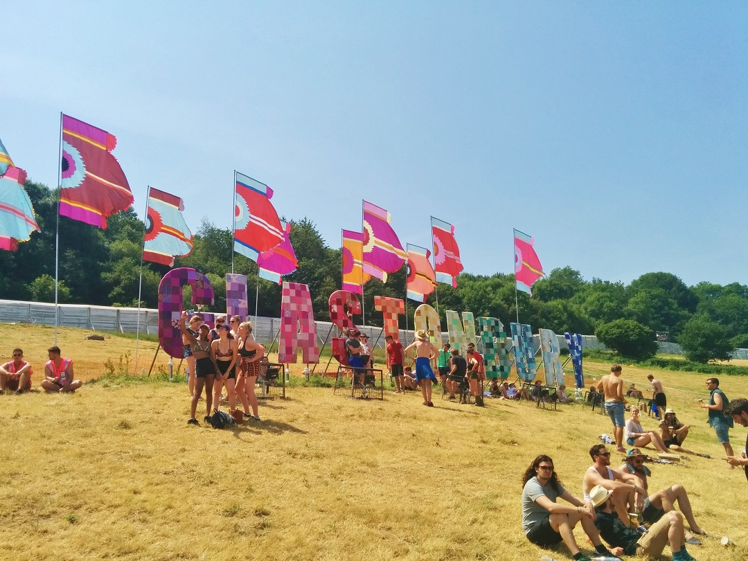 The inexplicable magic of Glastonbury Festival 22