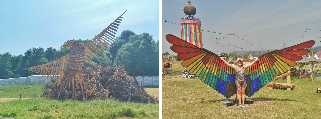 The inexplicable magic of Glastonbury Festival 23