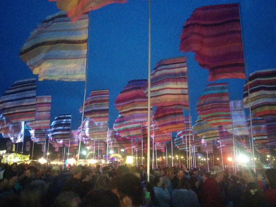 The inexplicable magic of Glastonbury Festival 29