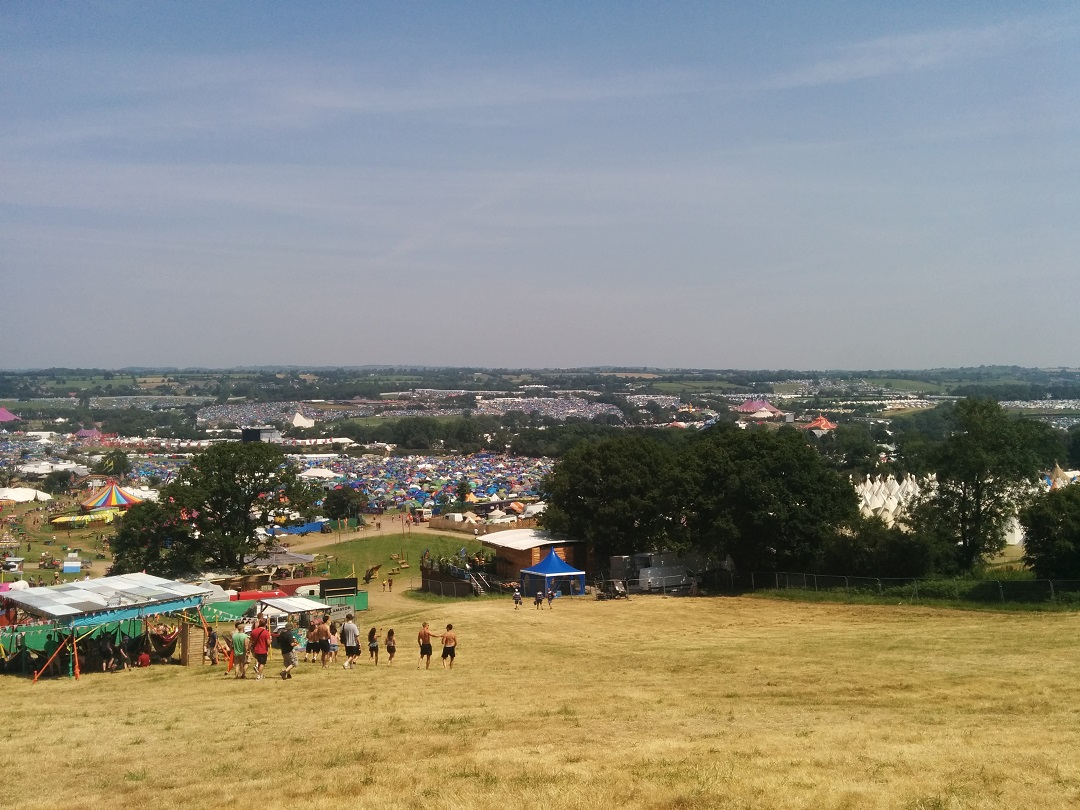 The inexplicable magic of Glastonbury Festival 30
