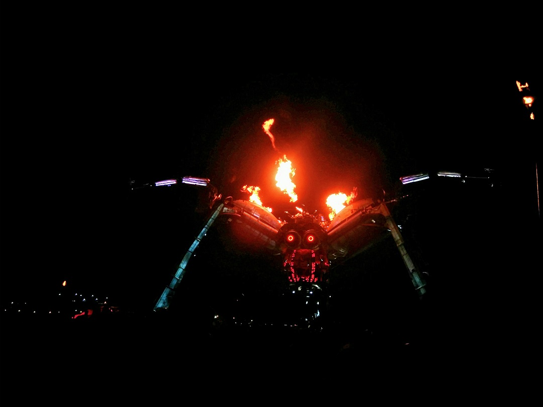 The inexplicable magic of Glastonbury Festival 6