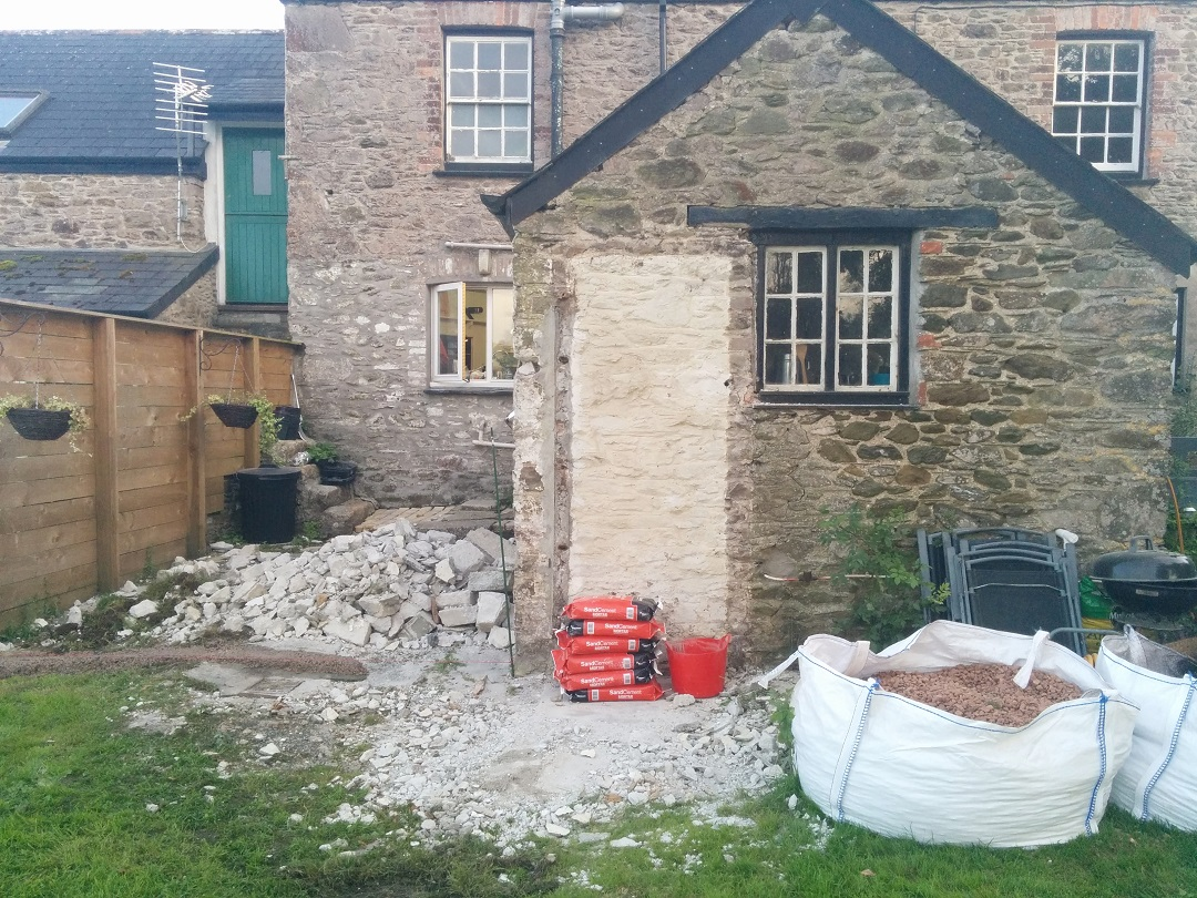A Holiday Spent Smashing Up the House 1