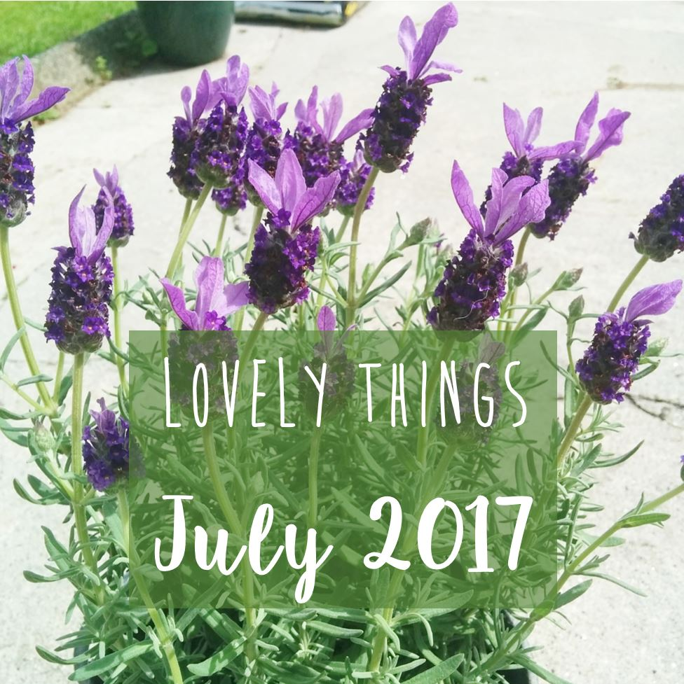 Lovely Things July 2017 1