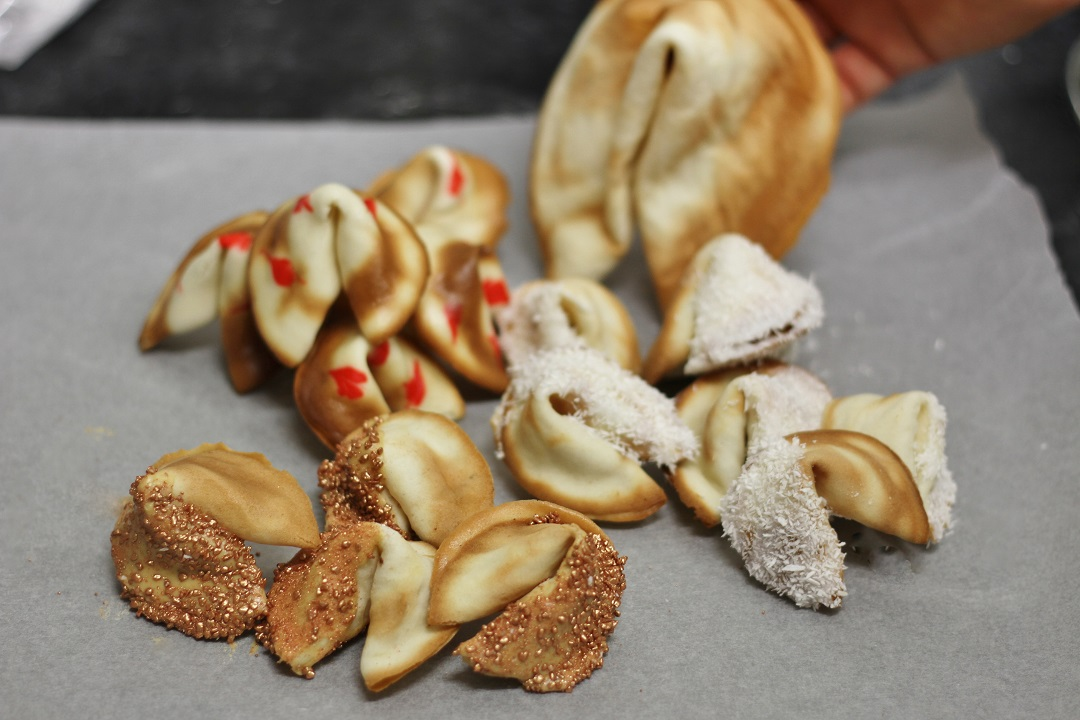 Bake Off Bake Along Biscuit Week Fortune Cookies 8