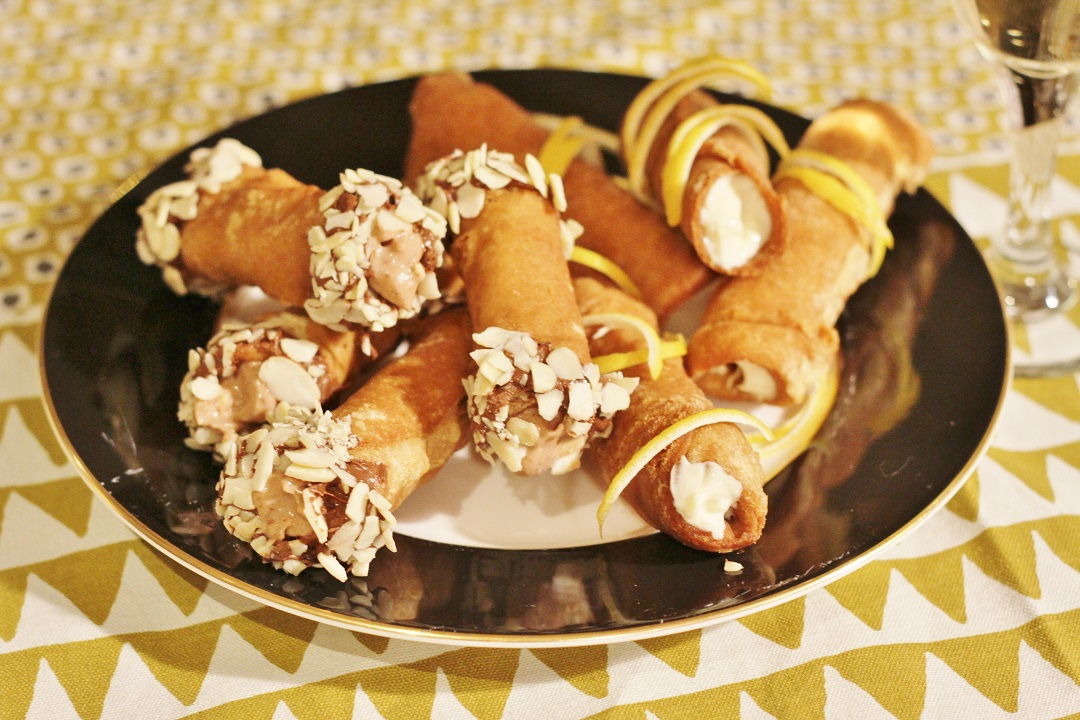 Bake Off Bake Along Italian Week Cannoli 4