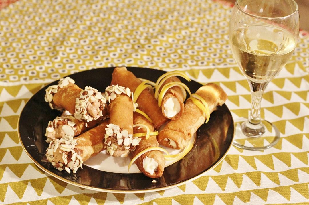 Bake Off Bake Along Italian Week Cannoli 6