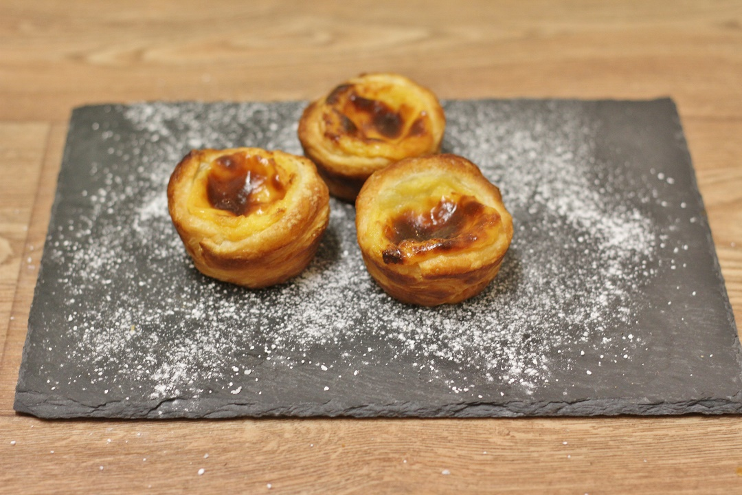 Bake Off Bake Along Pastry Week Pasteis de natas 1