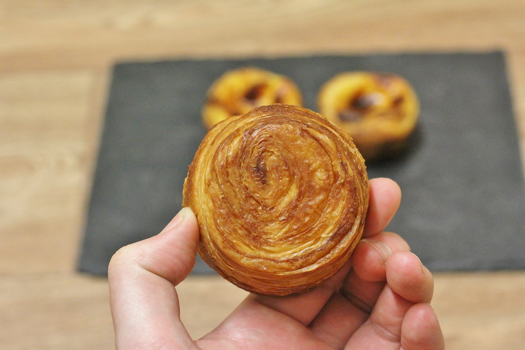 Bake Off Bake Along Pastry Week Pasteis de natas 2