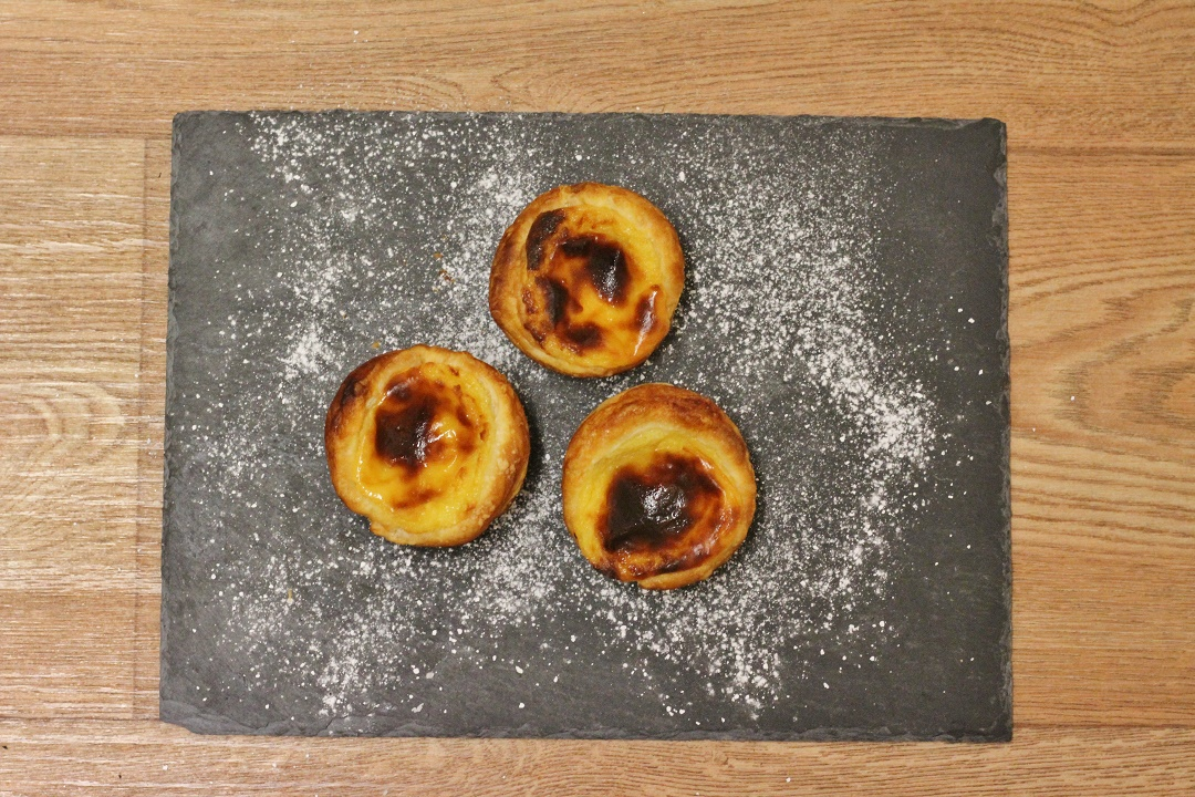 Bake Off Bake Along Pastry Week Pasteis de natas 5